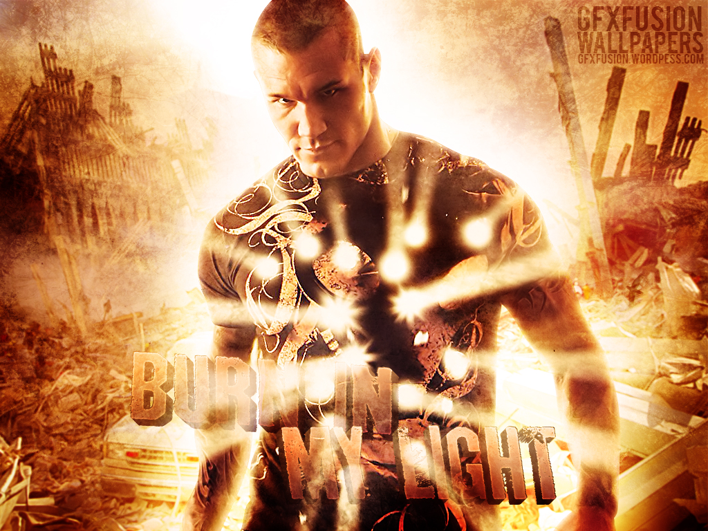WWE: Randy Orton Wallpaper