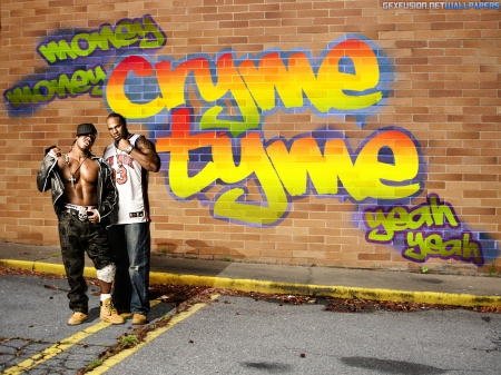 Cryme Tyme Wallpaper
