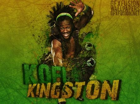 Kofi Kingston wallpaper