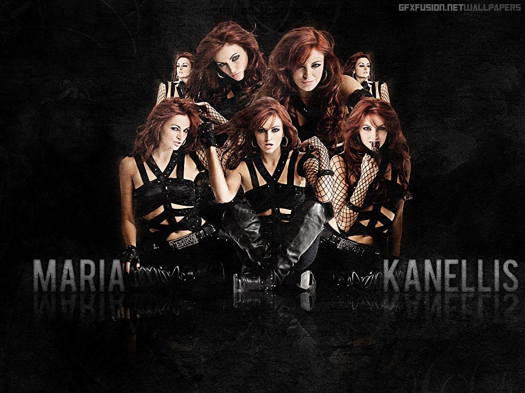 Maria kanellis markoutwrestlingwallpapers - Wwe divas wallpapers ...