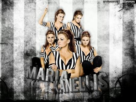 Maria Kanellis Wallpaper