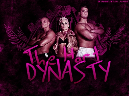 The Hart Dynasty wallpaper