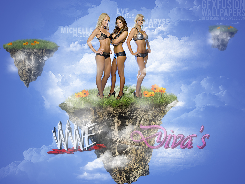WWE: Divas Wallpaper. September 27, 2009