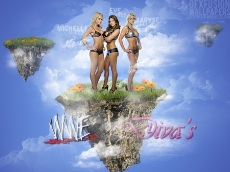 WWE Diva's Wallpaper