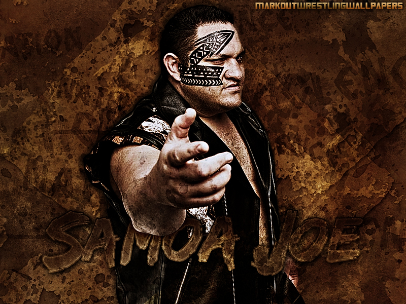tna wallpaper. TNA: Samoa Joe Wallpaper