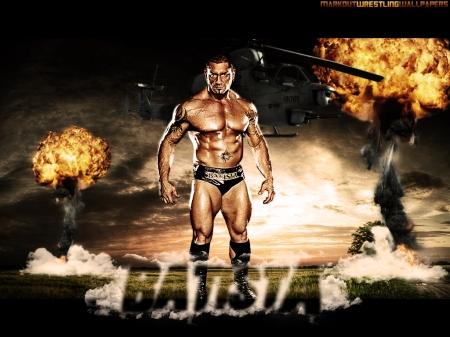 Batista Wallpaper