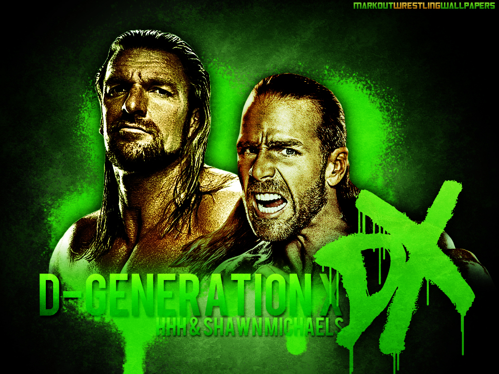 WWE: DX wallpaper. October 2, 2009. With an upcoming battle against Legacy,