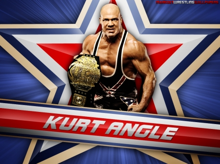 Kurt Angle Wallpaper
