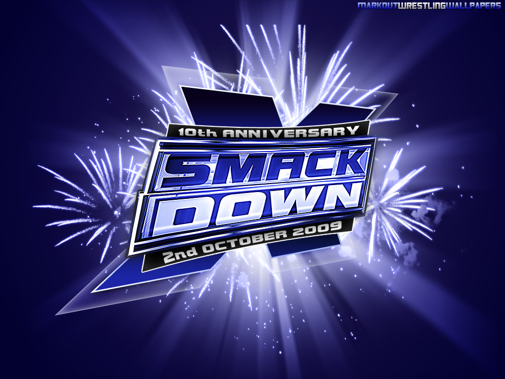 WWE: Smackdown 10th Anniversary wallpaper