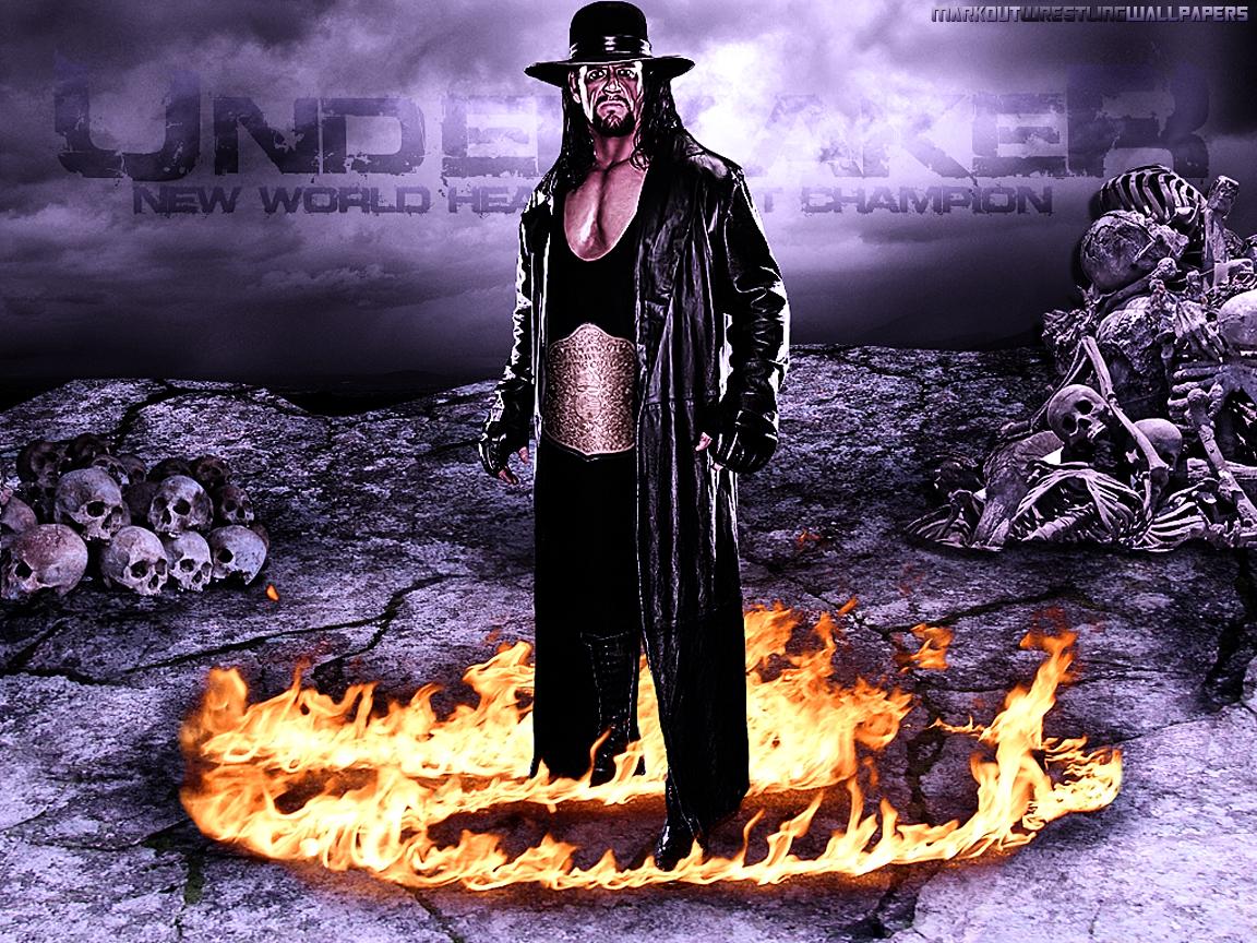 WWE Undertaker Wallpaper