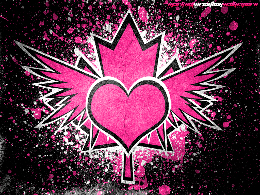 wwe hart emblem wallpaper markoutwrestlingwallpapers